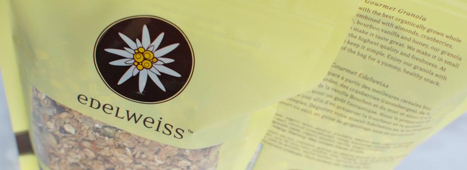 Edelweiss Granola